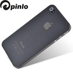 Pinlo Slice 3 Case for iPhone 4 - Black