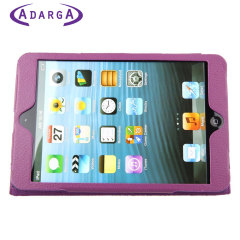 Funda iPad 4 / 3 / 2 SD Tabletwear Smart Cover Style  - Morada