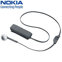 Nokia Bluetooth Headset BH-218 - Stone