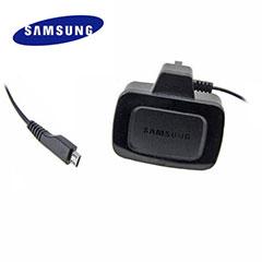 Samsung UK Netzladegerät mit microUSB Anschluss ETA0U10UBE