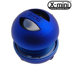 Enceinte portable - XMI X-mini II - Bleue