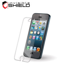Protection d'écran iPhone 5 - InvisibleSHIELD