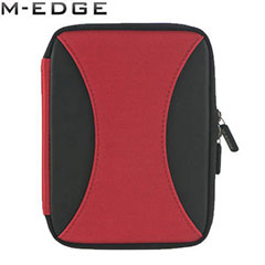 M Edge Latitude Jacket Kindle Tasche in Rot