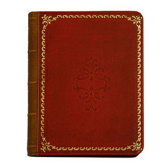 Kindle Tasche Verso in Antik Rot