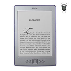 Funda FlexiShield Skin para Amazon Kindle - Azul