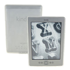 Funda FlexiShield Skin para Amazon Kindle - Transparente