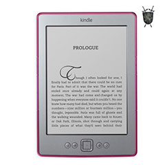 Funda FlexiShield Skin para Amazon Kindle - Rosa