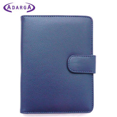 SD TabletWear Kindle Ledertasche in Blau