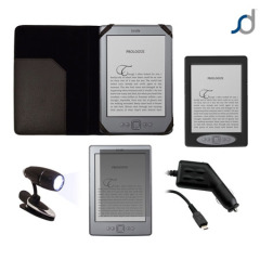 Amazon Kindle Pack regalo - Negro