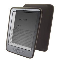Funda Advanced FlexiShield Skin para Amazon Kindle - Negro transparente