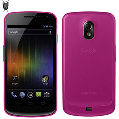FlexiShield Skin per Samsung Galaxy Nexus - Rosa