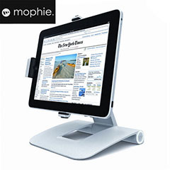 PowerStand for iPad 3 / iPad 2 - Aluminium