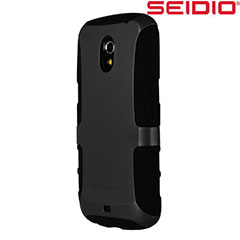 Custodia Dilex Seidio per Samsung Galaxy Nexus - Nero