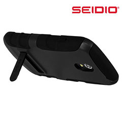 Custodia con supporto ACTIVE Case Seidio per Samsung Galaxy Nexus - Nero
