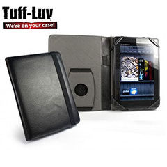 Tuff-Luv Embrace Case for Amazon Kindle Fire - Black