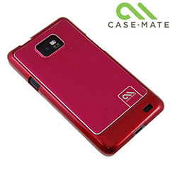 Case-Mate Barely There per Samsung Galaxy S2  - Alluminio rosa