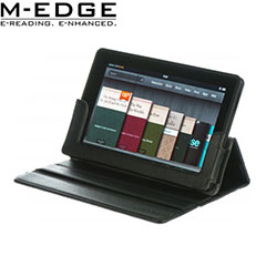M-Edge Kindle Fire Incline Jacket  - Black