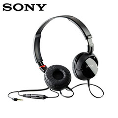 Sony MK200 Value Music Pack Headphones and Cable