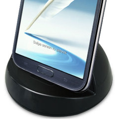 Samsung Galaxy Note / Note 2 USB Desktop Charging Cradle