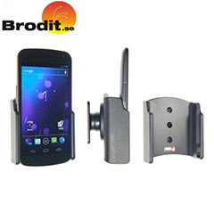 Use your Samsung Galaxy Nexus safely in your vehicle with this small, neat and discreet Brodit Passive holder.