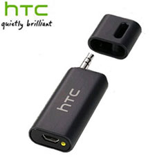 Adapatdor de sonido HTC para coche StereoClip Audio Bridge CAR A100