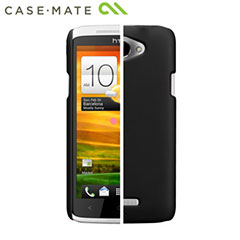 Funda Case-Mate Barely Theree para HTC One X - Negra