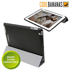 Cool Bananas iPad 3 SmartShell - Black