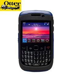 Otterbox voor BlackBerry Curve 9300/8500 Commuter Series - Zwart/Blauw