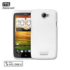 Custodia UV Protective Metal-Slim per HTC One X - Bianco