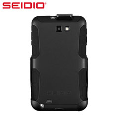 Seidio Active Samsung Galaxy Note Hülle in Schwarz