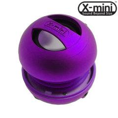 Mini enceinte XMI X-Mini II - Violette