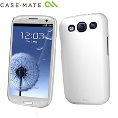 Case-Mate Barely There voor Samsung Galaxy S3 i9300 - Wit