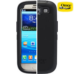 OtterBox Defender Series Galaxy S3 Hülle in Schwarz