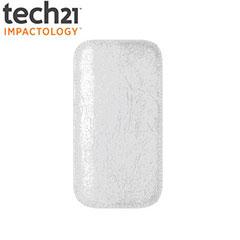 Funda cuero Samsung Galaxy S3 Tech21 d3o - Blanco cuero