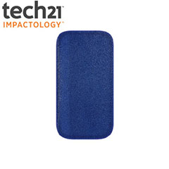 Tech21 d30 Samsung Galaxy S3 Ledertasche in Blau