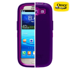 OtterBox For Samsung Galaxy S3 Defender Series - Boom