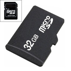 Integral 32GB Micro SD Memory Card Class 4 with Adaptor