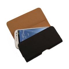 Samsung Galaxy S3 Riem Hoesje - Zwart