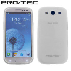 Coque Samsung Galaxy S3 Pro-Tec TPU - Transparente