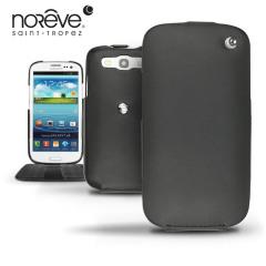 Custodia in pelle Tradition Noreve per Samsung Galaxy S3 - Nero