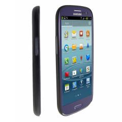 Funda Samsung Galaxy S3 SD Ultra Thin TPU - Negro Ahumado