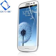 Capdase ScreenGuard AUMI - Samsung Galaxy S3