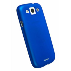 Krusell Samsung Galaxy S3 ColorCover Metallic Blue