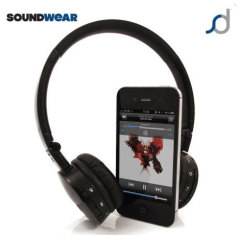 SoundWear SD50 Stereo Bluetooth Headset