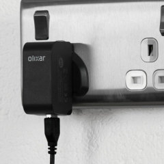 This Olixar high power 2.4A Micro USB mains charger kit is designed to allow you to charge your Micro USB devices quickly and effectively from mains electricity.
