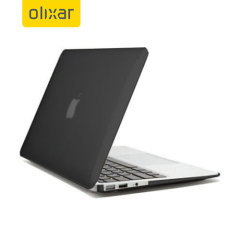 ToughGuard MacBook Air 11 Zoll Hülle Hard Case in Schwarz
