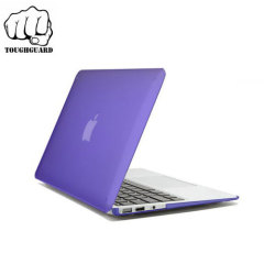 ToughGuard MacBook Air 13 Hard Case - Purple