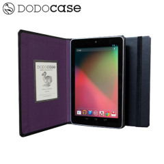 DODOcase HARDcover for Google Nexus 7 - Purple