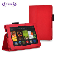 SD TabletWear Stand and Type Case for Amazon Kindle Fire - Red