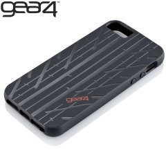 Funda iPhone 5S / 5 Gear4 JumpSuit Tread - Negra